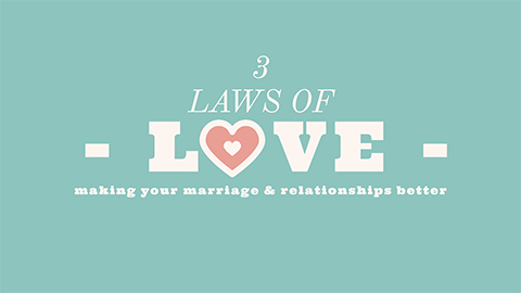 3 Laws of Love
