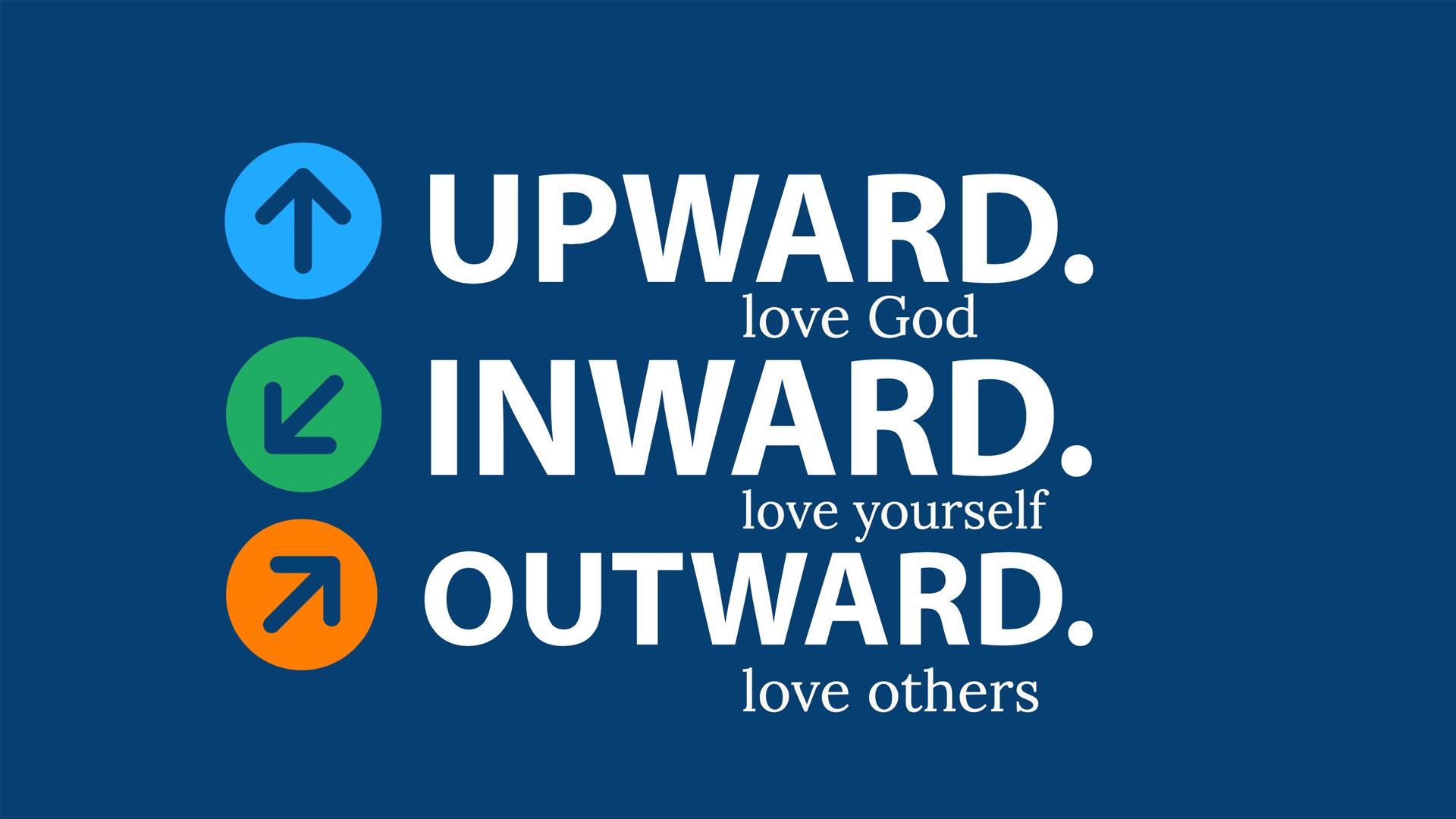 Upward, Inward, Outward